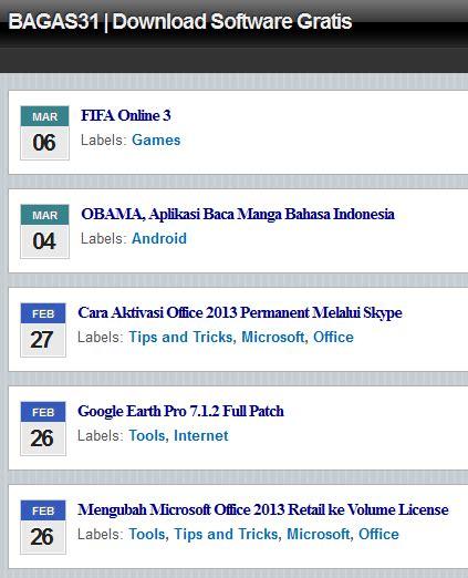 bagas31 review bagas31 com tempatnya download software gratis review