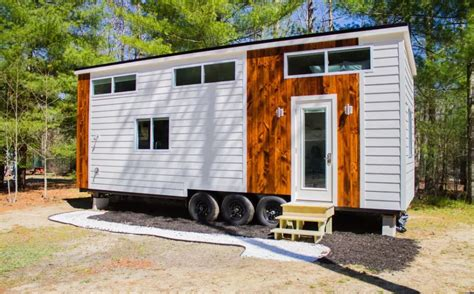 tiny house vacation home river resort tiny home vacation rental in nj