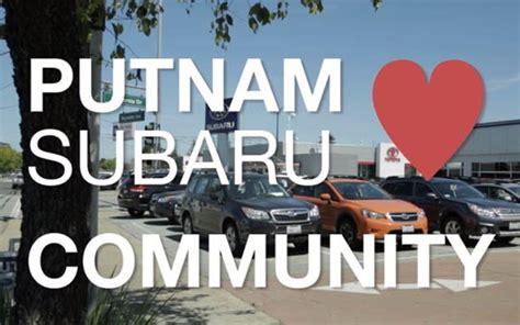 putnam subaru burlingame subaru promise begins with putnam subaru in