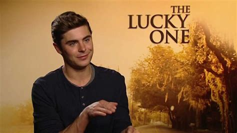 zac efron haircut lucky one the lucky one interview zac efron youtube