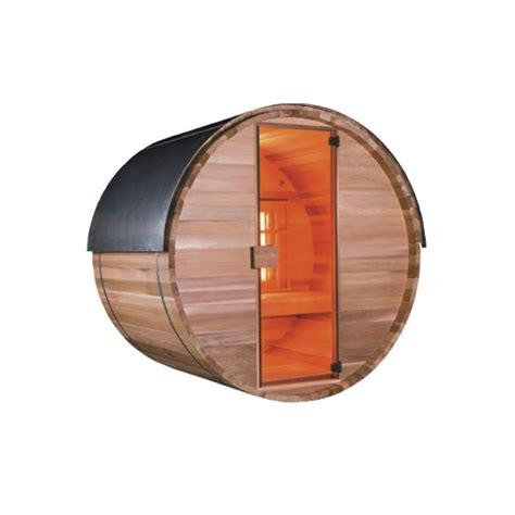 cabina a infrarossi clicson cabina sauna esterna a raggi infrarossi barrel ir