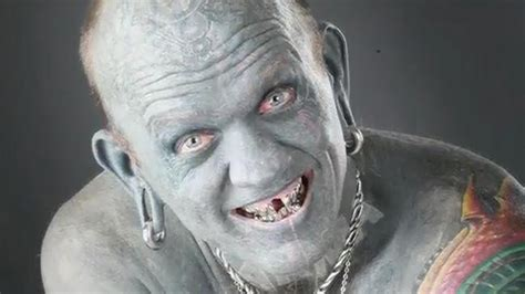 most tattooed man in the world most tattooed bigshocking