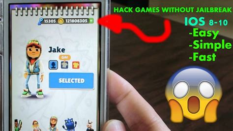 how to mod any ios game jailbreak how to hack games without jailbreak youtube