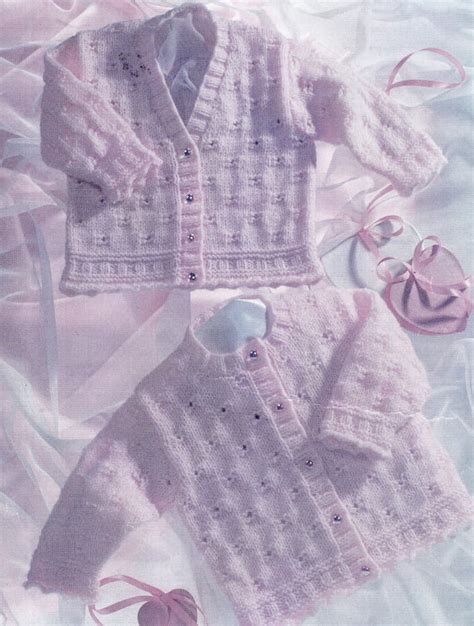 8 ply baby knitting patterns pdf knitting pattern baby cardigan 8ply yarn multi size