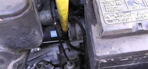 fix transmission  oil seal leaks fast     seal auto maintenance repairs