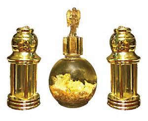 gold frankincense myrrh in a luxury handmade box