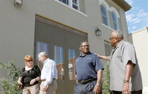 Columbus County Tax Office laurel officials impressed with columbus downtown the