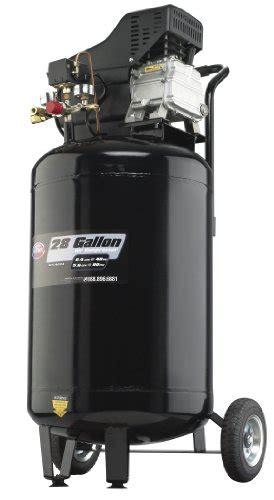 all power america apc4003 5 hp peak 28 gallon vertical air compressor shop air compressors