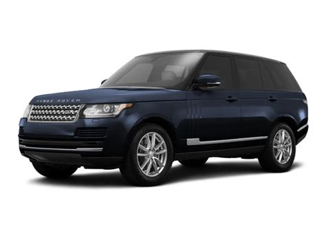 dark blue range rover 2017 land rover range rover suv houston