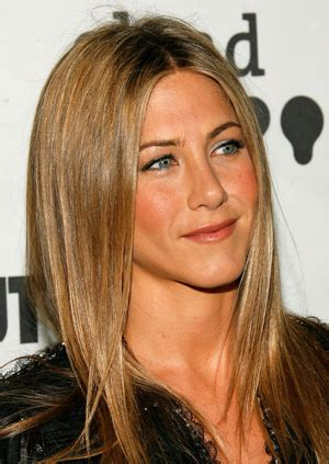jennifer aniston half up half down hairstyles thin hair half up half down weddingbee