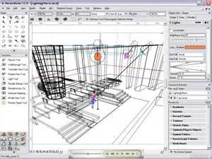 Floor Plan Designer Program stage lighting design cad software