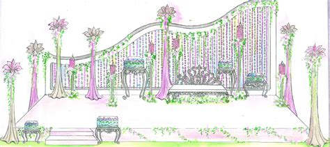 drawing board reality photo gallery flower decor