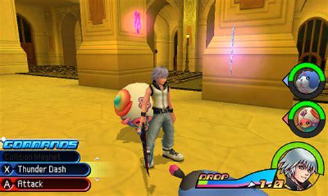 Kaset Kingdom Hearts 3d Drop Distance 3ds e3 kingdom hearts 3d drop distance screenshots trailer operation rainfall