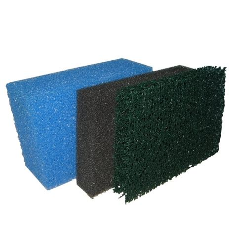 Replacement Foam by Pontec Multiclear Replacement Foam Sets Pontec From Pond