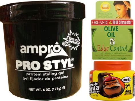 styling gel on natural hair the 4 most effective gels for 4c natural hair bglh
