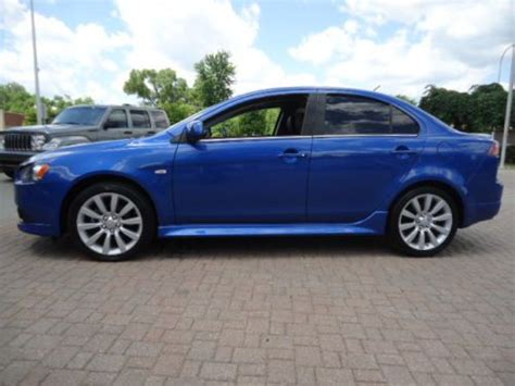 2011 mitsubishi lancer ralliart for sale find used 2011 mitsubishi lancer ralliart sedan 4 door 2