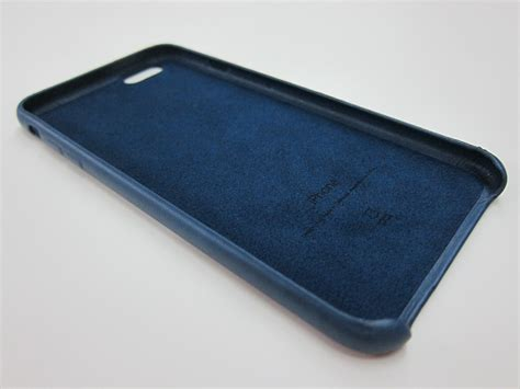 blue leather cover apple iphone 6s plus leather midnight blue 171