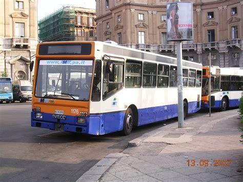 mobilita palermo foto storiche autobus siciliani siciliafan