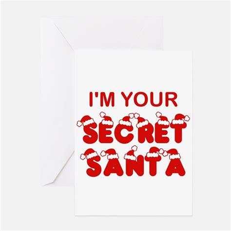 Secret Santa Gift Card - gifts for secret santa unique secret santa gift ideas cafepress
