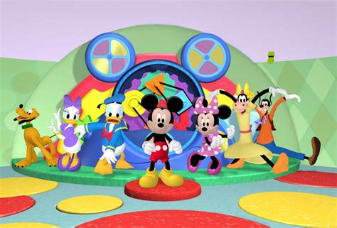 Mickey Mouse Clubhouse L by 06 17 12