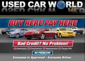 Used Cars Buy Here Pay Here Buy Here Pay Here Cars