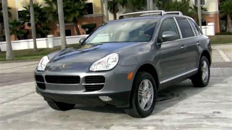 Porsche Cayenne Gts 2005 by 2004 Porsche Cayenne S Chariots Mov Youtube