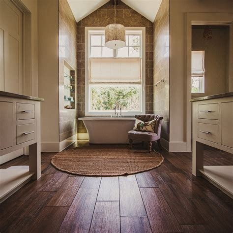 bathroom hardwood flooring ideas farmhouse interior design ideas home bunch interior