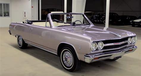 1965 malibu convertible 1965 chevy malibu ss convertible restoration cars