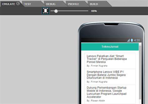 membuat aplikasi android pembelajaran tutorial membuat aplikasi android untuk pemula menggunakan