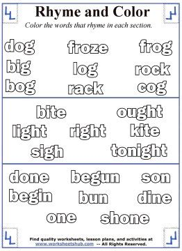 words that rhyme with room words that rhyme with color 28 images rhyming words cat free kindergarten reading worksheet