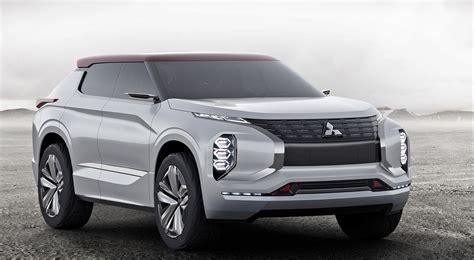 Mitsubishi Hybride 2020 by Futurs Suv 2019 Et 2020