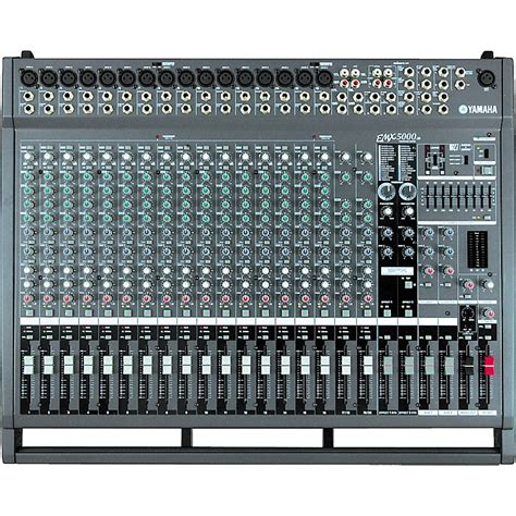 yamaha emx5000 20 20 channel powered mixer music123