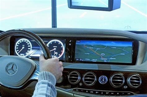 mercedes telematics drivers want their cars to get to them better