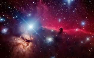 space stars beautiful nebula horsehead nebula wallpaper