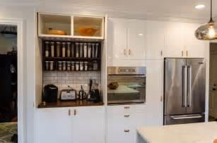 Appliance garage ikea hack 1