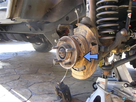 jeep wrangler joint replacement