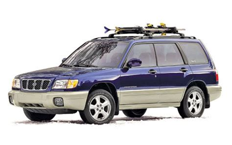 best auto repair manual 1998 subaru forester engine control 1998 2002 subaru forester preowned truck trend