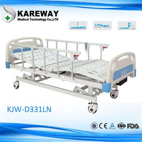Hospital Bed 3 Motor home care electric orthopedic hospital bed furniture equipment with 3 motors