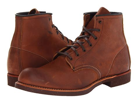wing heritage boots wing heritage blacksmith 6 quot toe zappos