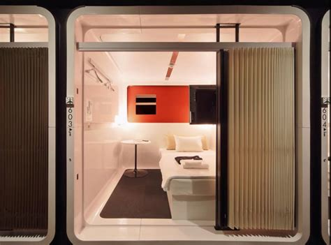 Design A Tiny Home Online Free 8 high tech pod hotels that will change the way you travel