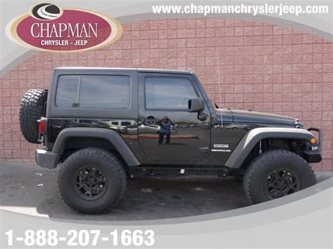 Chapman Jeep Las Vegas Used 2012 Jeep Wrangler Sport For Sale In Las Vegas Nv At