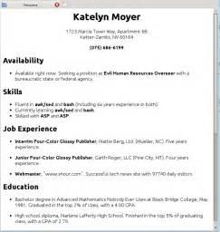 michigan works create resume 1