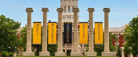 Missouri State Mba Alumni by Contact Us And Visit Trulaske College Of Business