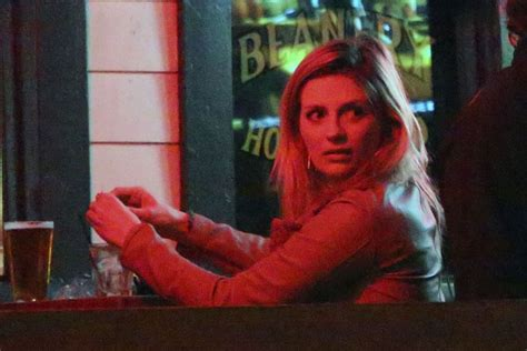 Mischa Learns The Way About Booze And Drugs by Mischa Barton Bar Photos After Hospitalization