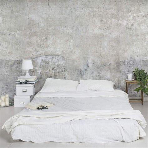 Tapete Beton Wohnzimmer by Die Besten 17 Ideen Zu Steinoptik Wand Auf
