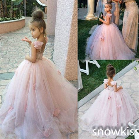 Pink Flower Dress 17 best ideas about flower dresses on
