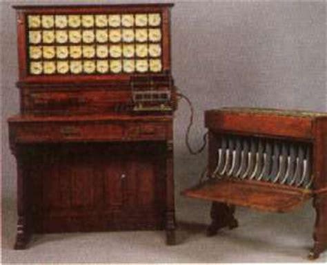Hollerith Desk by 7th Grade Computers Mr Diakos Buffalo Academy Of Science