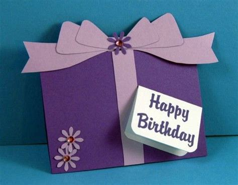 How To Make Handmade Greeting Cards For Birthday - 1000 images about birthday cards on easy diy