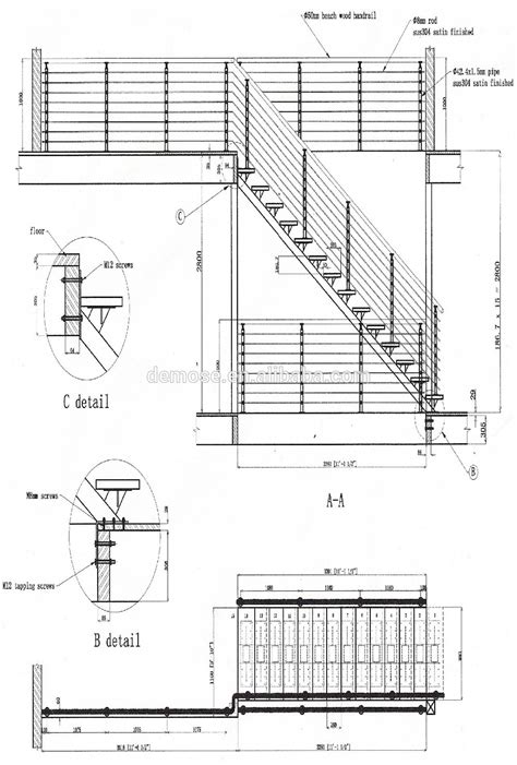 wire details stylish stair handrail wire fence prices inox railing