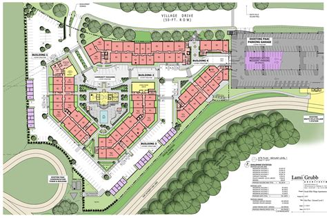 south hill design wraps plans unveiled for apartment complex at port authority s